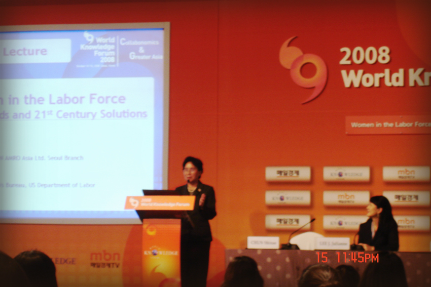 WKF/ Women in the Labor Force